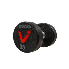 Custom Urethane Dumbbell