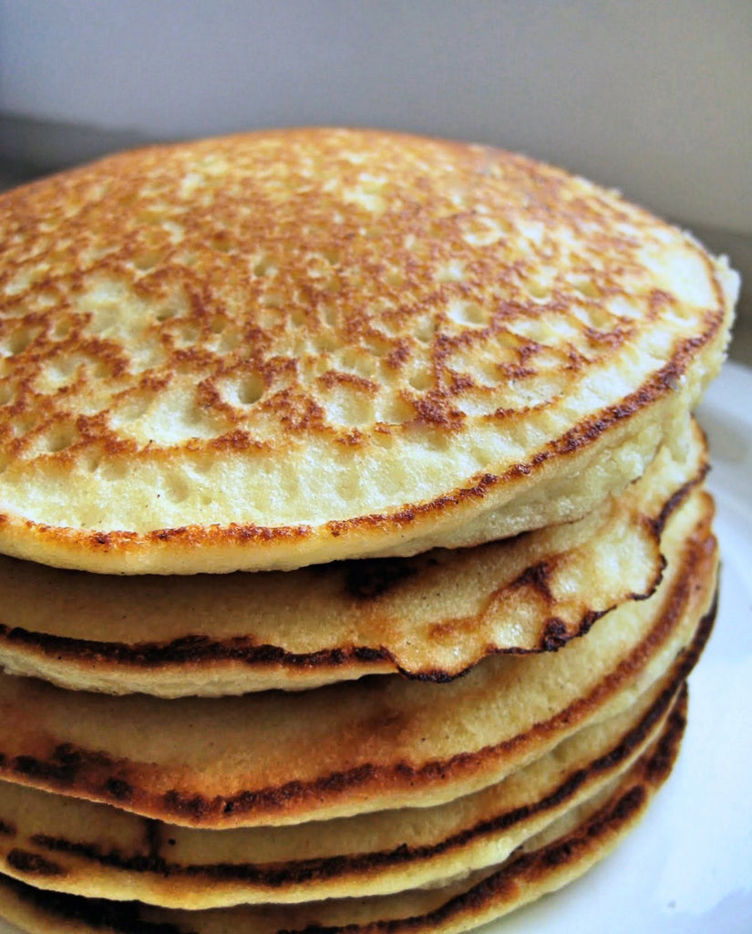 Low-Carb Almond Pancakes (Gluten-Free)
