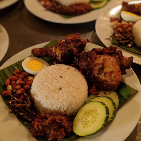 Sam Tan's Kitchen Nasi Lemak