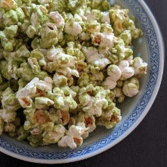 Malaysian Pandan Popcorn Sam Tan's Kitchen
