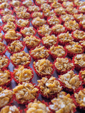 Honey Cornflake Cups