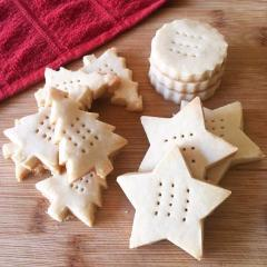 Vegan Shortbread (15 pieces)
