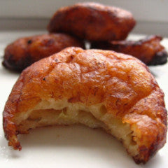 Mashed Banana Fritters - 10 pieces (LA pickup only)