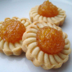 Open Pineapple Tarts