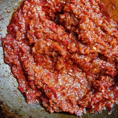 Vegan Sambal - 8 oz