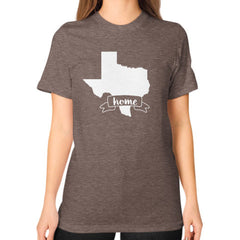 Texas Home Graphic T-Shirt