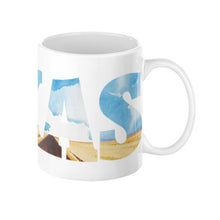 Texas Coffee Mug Texas Skies Design 11oz Mug with Gift Box