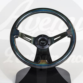 AVENUE STARDUST/ BLACK SPOKES STEERING WHEEL