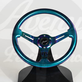 AVENUE OPAL/ NEOCHROME SPOKES STEERING WHEEL