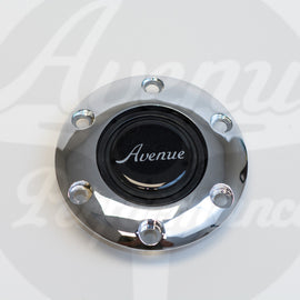 AVENUE  HORN BUTTON KIT ASSEMBLY CHROME