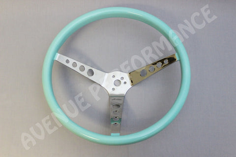 AVENUE VINTAGE STEERING WHEEL MINTY