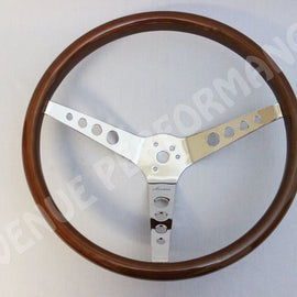AVENUE VINTAGE  STEERING WHEEL WOOD