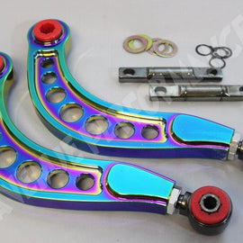 AVENUE HONDA CIVIC REAR LOWER CONTROL ARMS 06/11 NEOCHROME