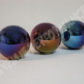 AVENUE SHINY NEO CHROME WEIGHTED SHIFT KNOB BALL TYPE
