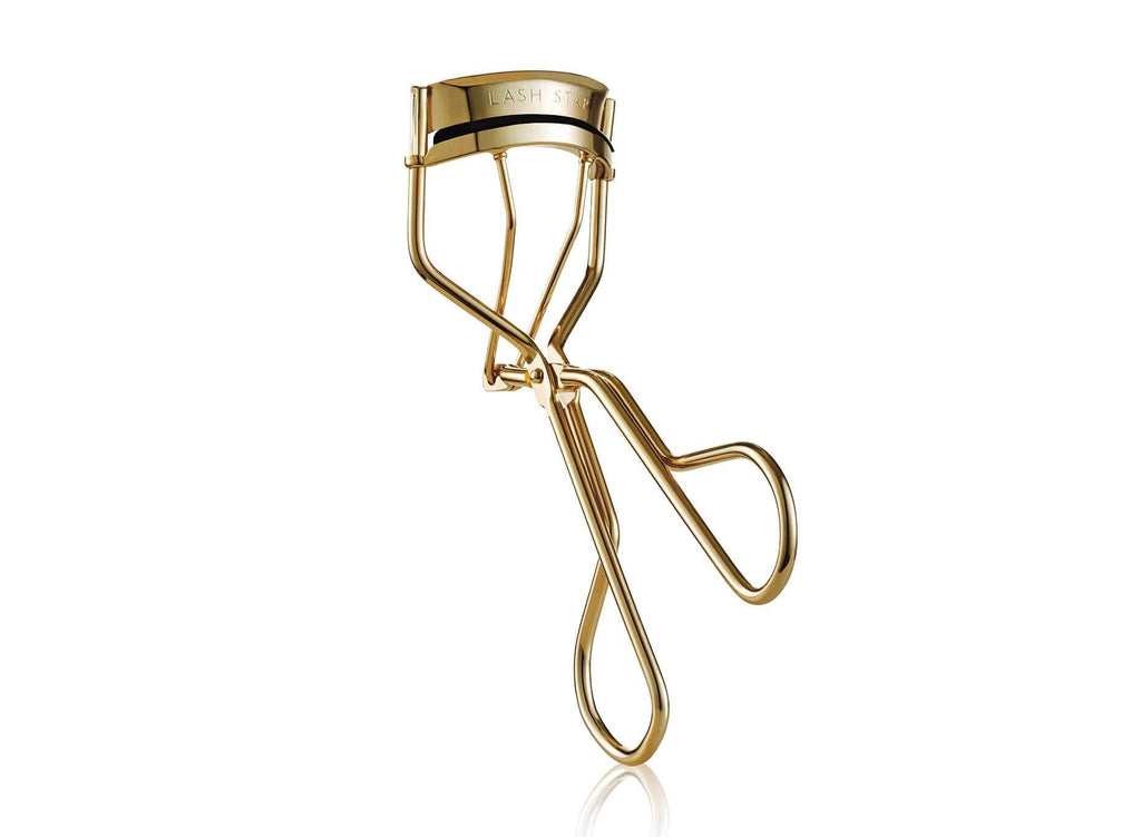 Supreme Lash Curler -- Our signature 24k gold-plated eyelash curler