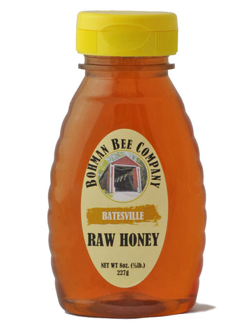 Batesville Raw Honey 8oz