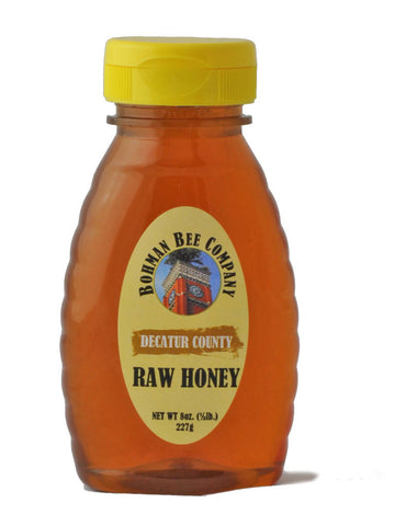 Decatur County Raw Honey 8oz