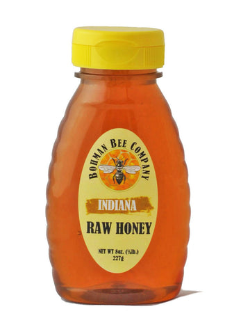 Indiana Raw Honey 8oz