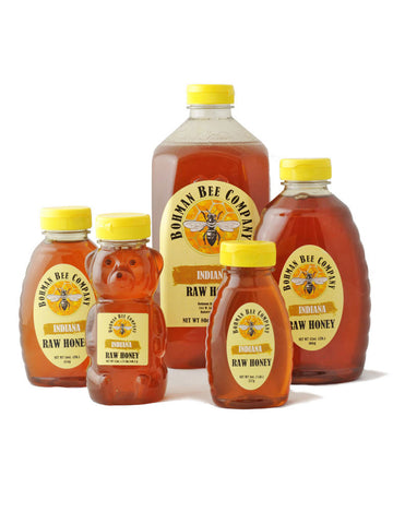 Indiana Raw Honey