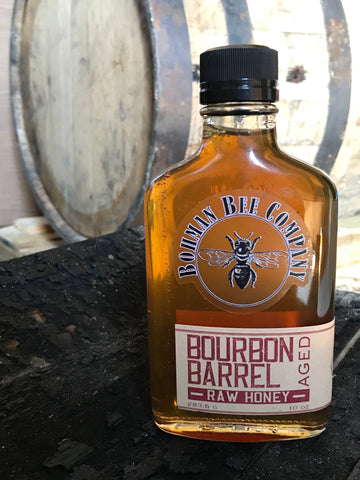 Bourbon Barrel Aged Honey