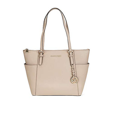 Michael Kors Womens Jet Set Item Tote Grey (Truffle)