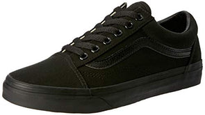 Vans Unisex Old Skool Classic Skate Shoes