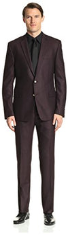 Versace Collection Men's Notch Lapel Suit