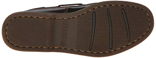Sperry Top-Sider Men's Mako 2-Eye Canoe Moc Lace-Up
