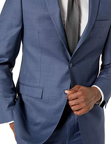 Calvin Klein Men's X-fit Two-Piece Suit