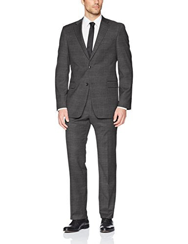 Tommy Hilfiger Men's Modern Fit Performance Suit with Stretch