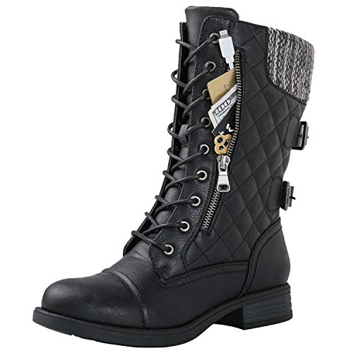 GLOBALWIN Women's Max Fashion Boots