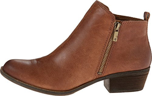 Lucky Brand Women's Basel, Toffee, 8.5 M US