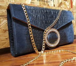 Handbag Colleen Alligator - Bestitem.co