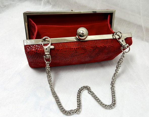 Clutch Roby Red - Bestitem.co