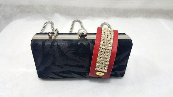 Clutch Roby Black - Bestitem.co