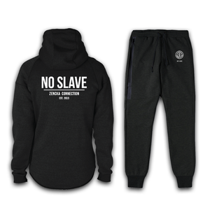 No Slave Jogging Suit (Unisex) - ZENCKA CONNECTION