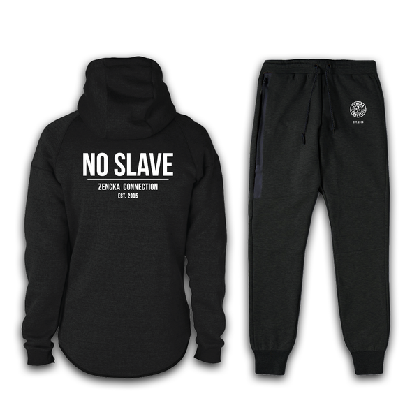 No Slave Jogging Suit (Unisex)