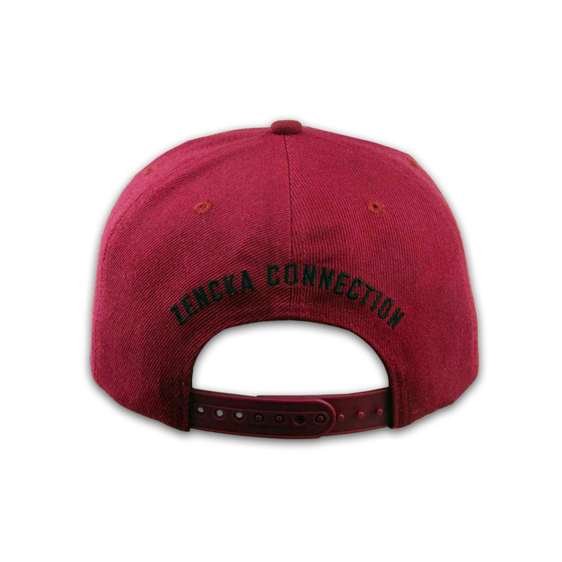 ZENCKA CONNECTION (BURGUNDY RED) - ZENCKA CONNECTION