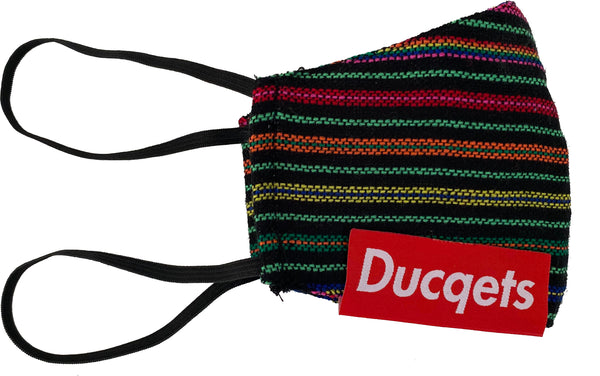 Fashion Masq (Mexican Stripe) - Ducqets