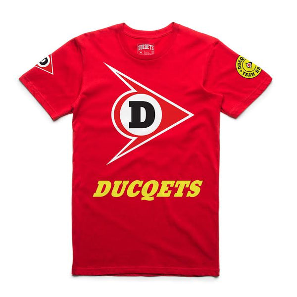 Aero (Red) - Ducqets