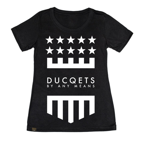 Badge T-Shirt Women's - Ducqets