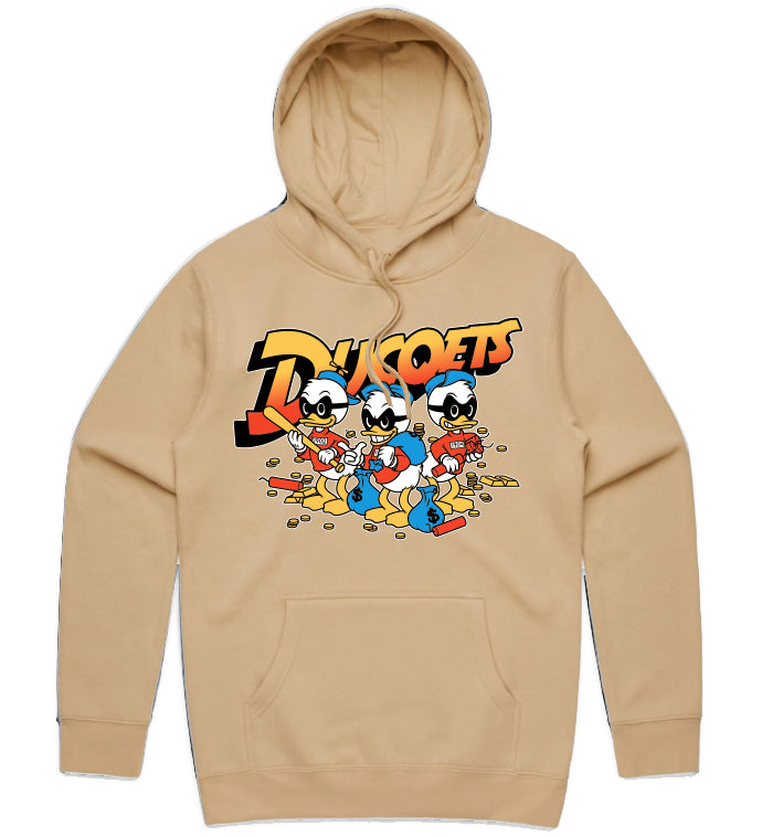 Ducqtails Hoodie