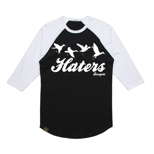 Haters Raglan T-Shirt