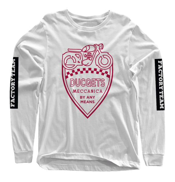 Meccanica Long Sleeve T-Shirt