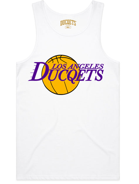 Los Angeles Ducqets Tanq Top