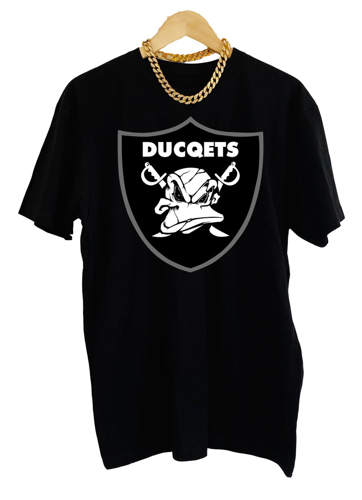 Raiders T-Shirt - Ducqets