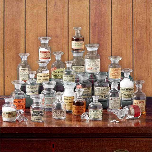 Apothecary Jars Sale