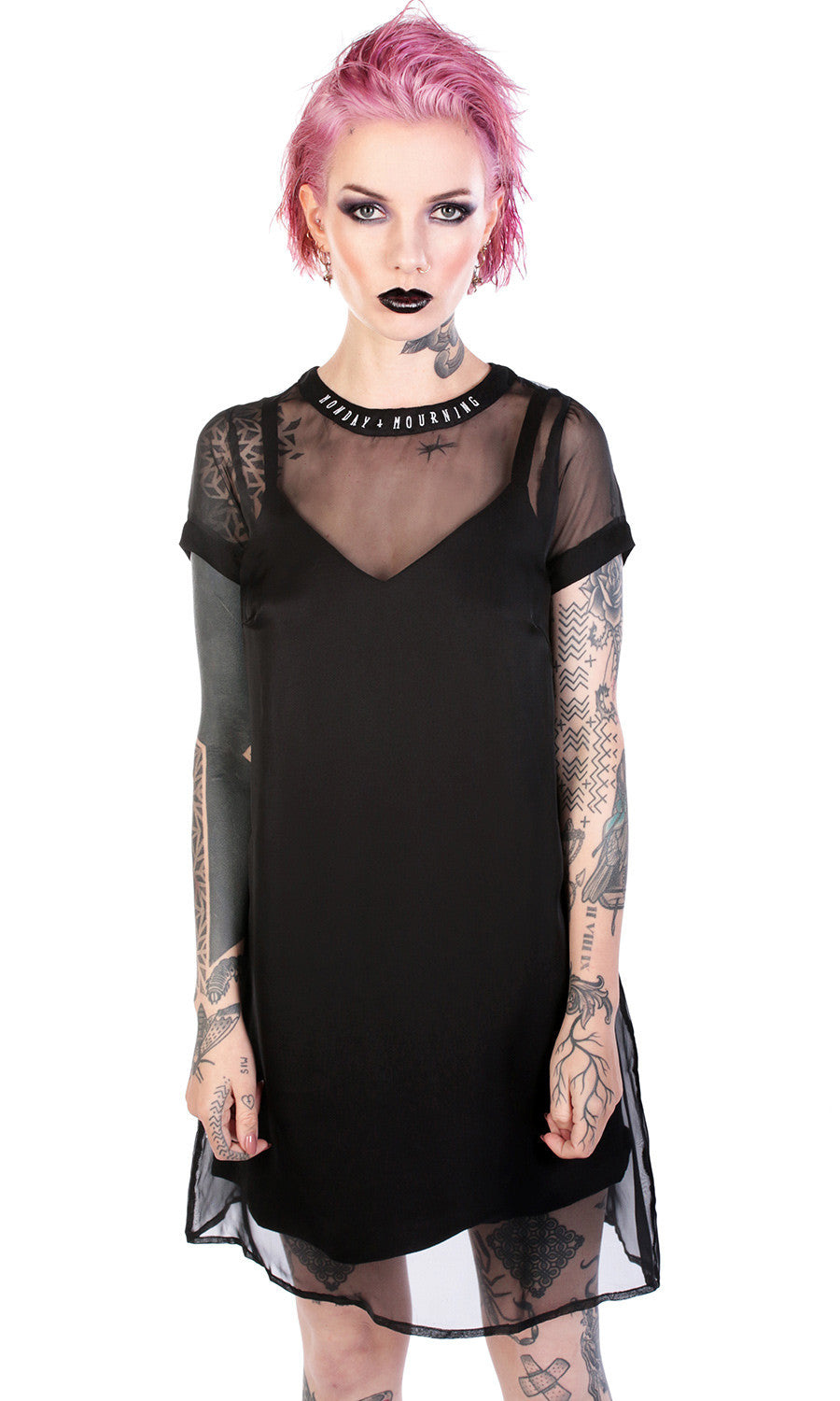 Winona Dress Disturbia