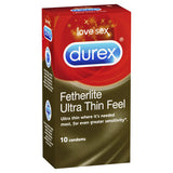 Featherlite Ultra Thin Feel 10 Pack