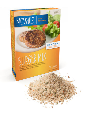 BURGER MIX - Low Protein Hamburger Meat Substitute